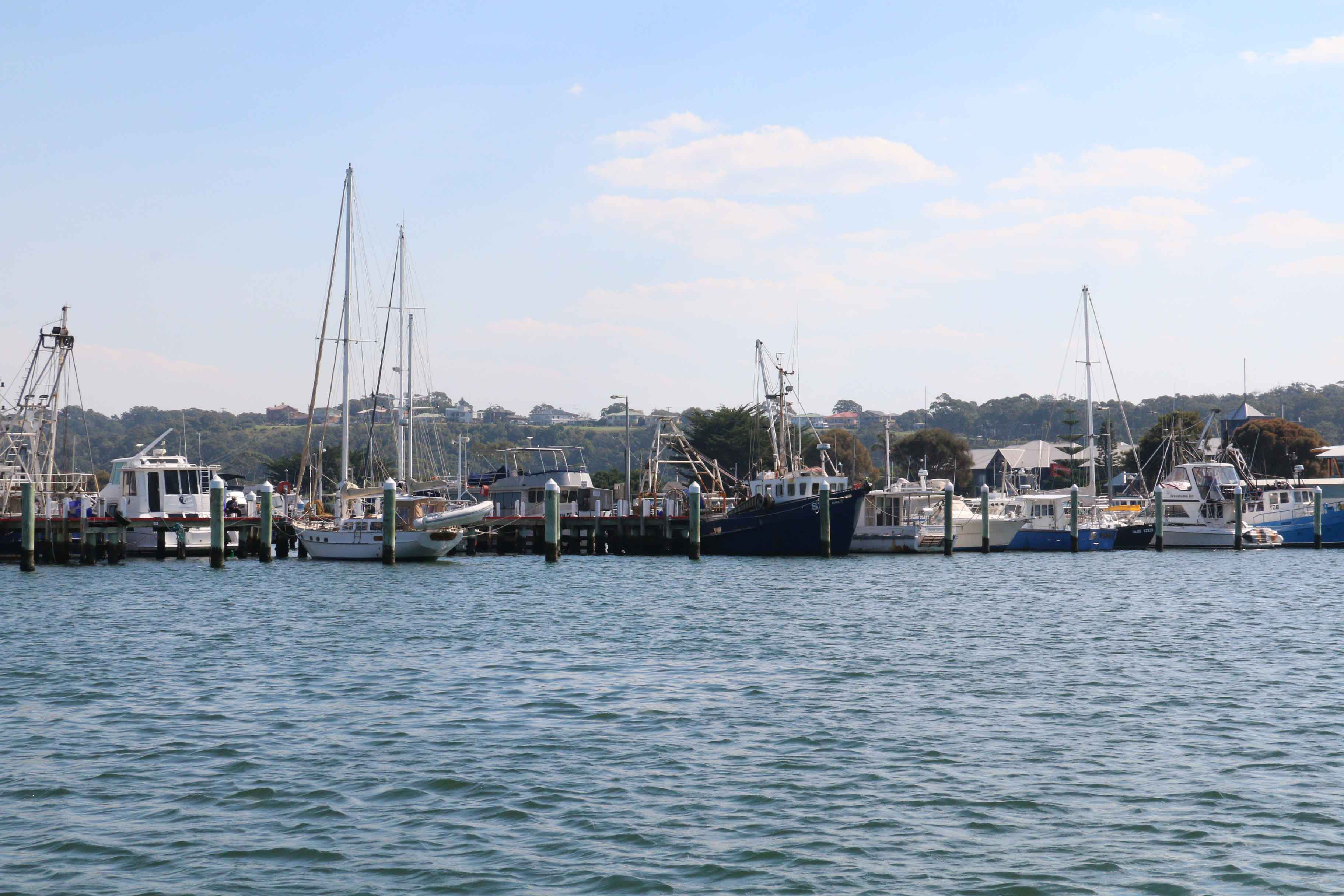 4 days on the Gippsland Lakes, Victoria   Boating Downunder