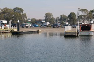 Paynesville North Harbour boat ramp