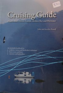Criuising Guide to Hawkesbury Rver, Cowan, Broken Bay and Pittwater by John and Hocelytn Powell