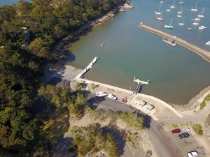 Parsley Bay Boat Ramp